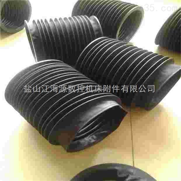 海门圆筒式耐高温丝杠防护罩