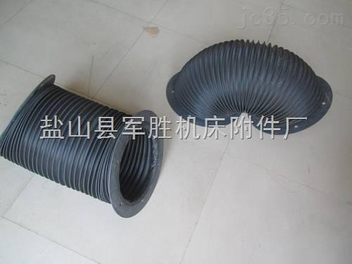 机械设备丝杠防尘保护套军胜供应