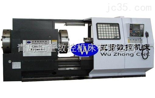 数控卧式车床,CK61数控管螺纹车床