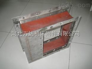 燃气轮机排烟硅胶布进出风口伸缩软连接