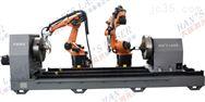 机器人激光-电弧复合焊接系统