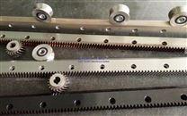 库比克桁架滚轮齿条导轨