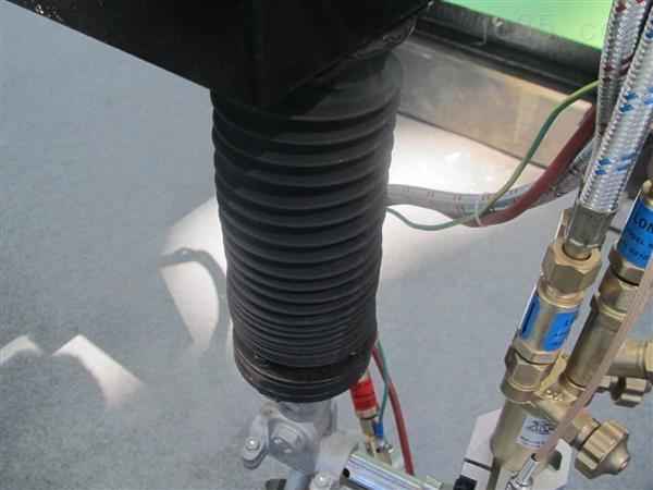 工期短制作快 雕刻机丝杠防尘罩