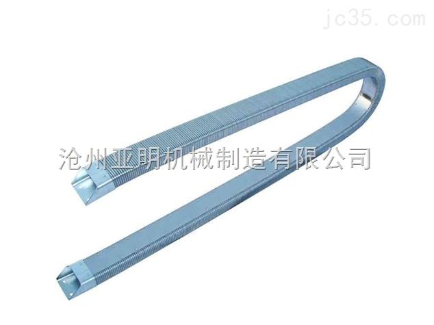 工程双扣型金属软管