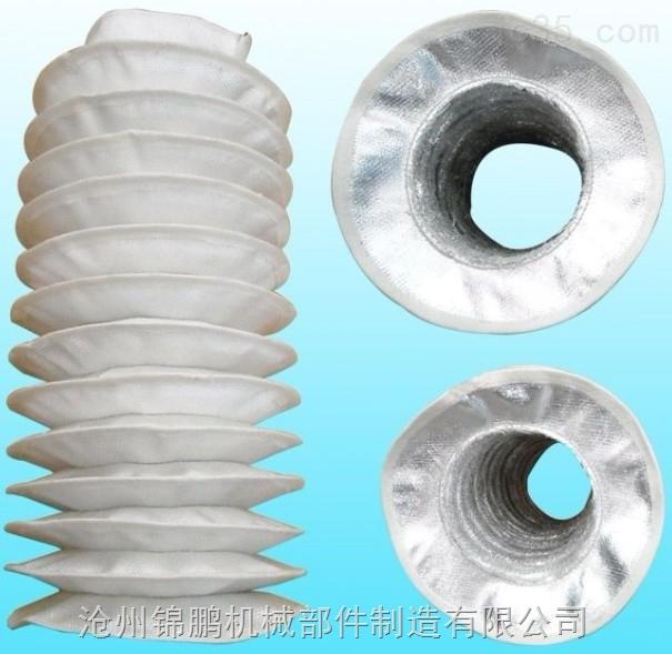 缝合式圆形伸缩防护罩