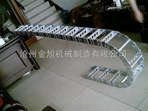 TL125III300*325*6000钢制拖链