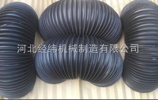 防油布圆形防尘套厂家 防水布伸缩保护套定制