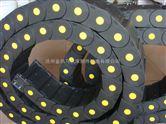 衡水S型机床穿线塑料拖链、邯郸数控钻井机械电缆坦克链