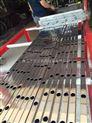 高度精密异型不锈钢方管自动打孔机