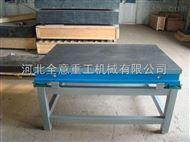 铸铁平台的防锈保护方法