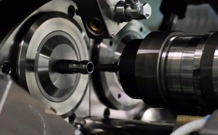 德国德玛吉(DMG)多主轴自动车床宣传片