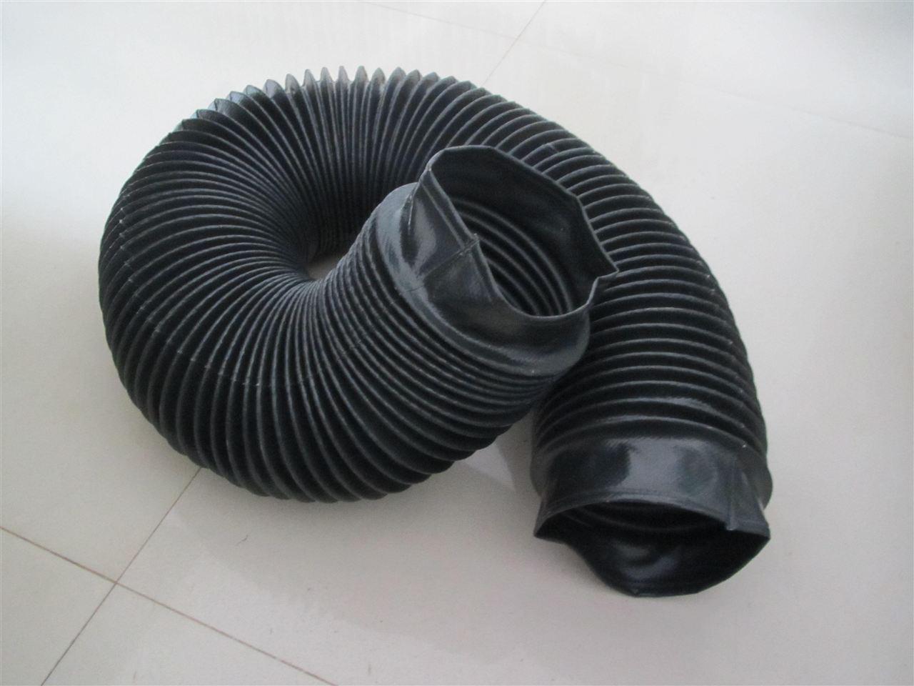 法兰式油缸防尘护套产品图