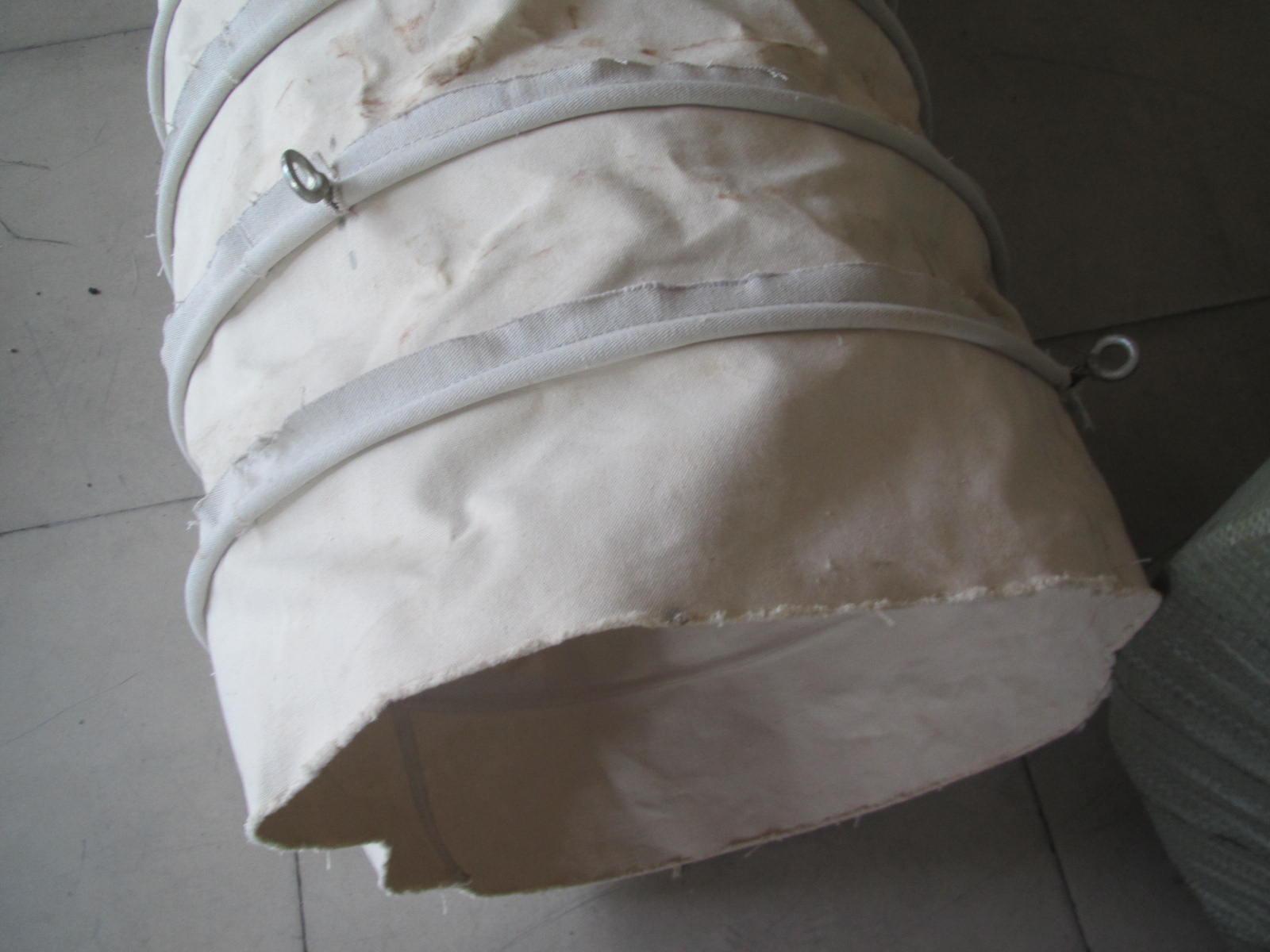 帆布通风风道软连接产品图