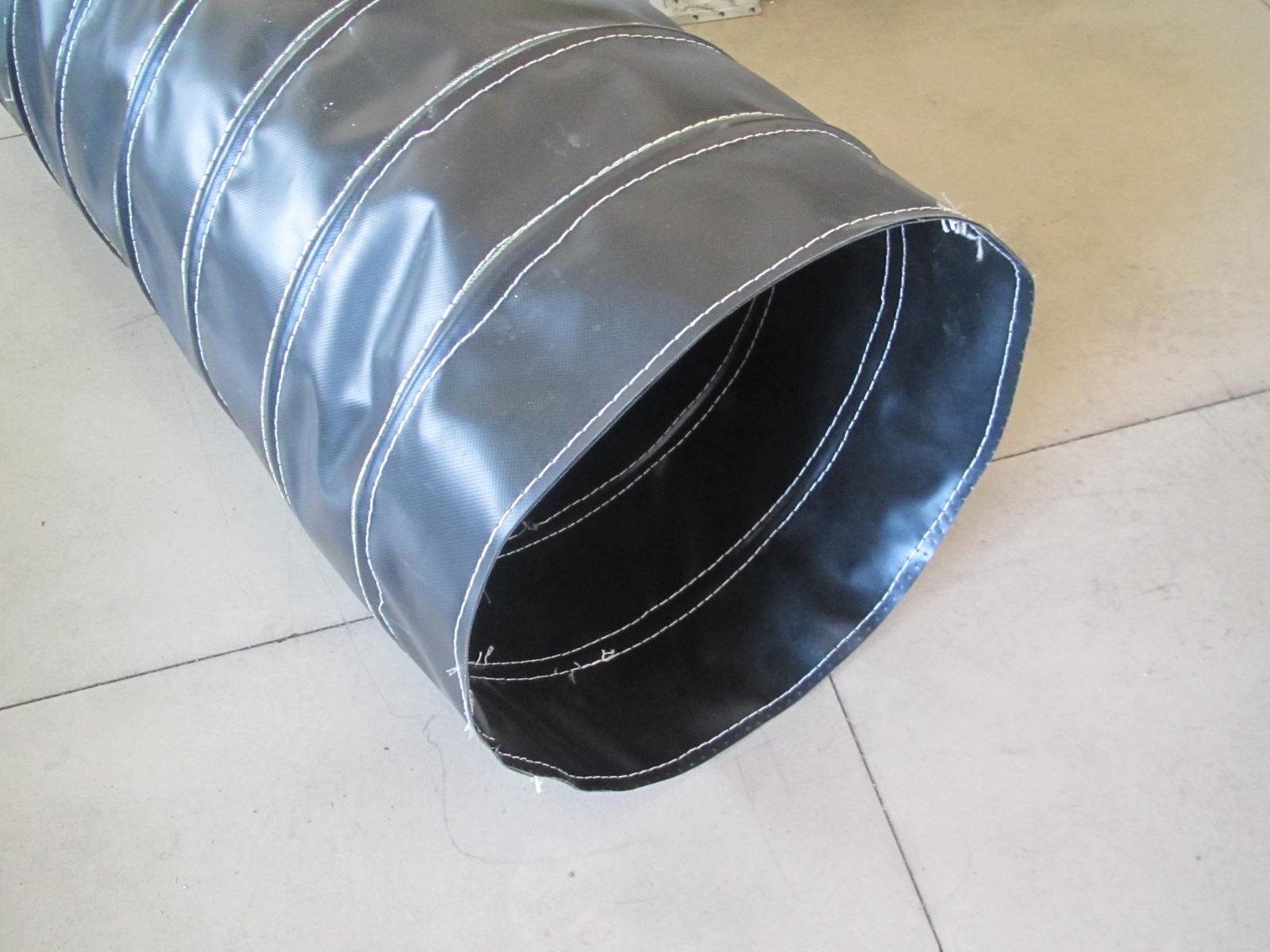 气缸活塞杆伸缩保护套产品图