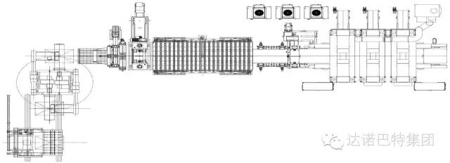 激光防盗系统电路图